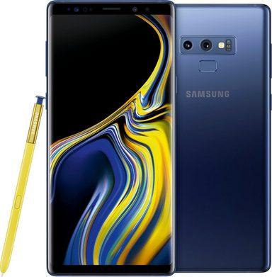 Samsung Galaxy Note 9 Smartphone (16,2 cm/6,4 Zoll, 512 GB Speicherplatz, 12 MP Kamera)