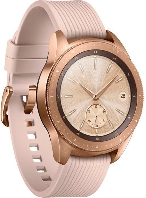 Galaxy Watch - 42mm Smartwatch (3,05 cm/1,2 Zoll, Tizen OS)