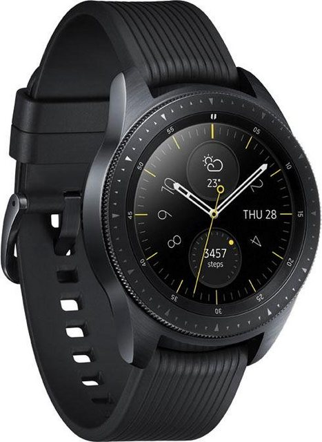 Smartwatches - Samsung Galaxy Watch 42mm Smartwatch (3,05 cm 1,2 Zoll, Tizen OS)  - Onlineshop OTTO