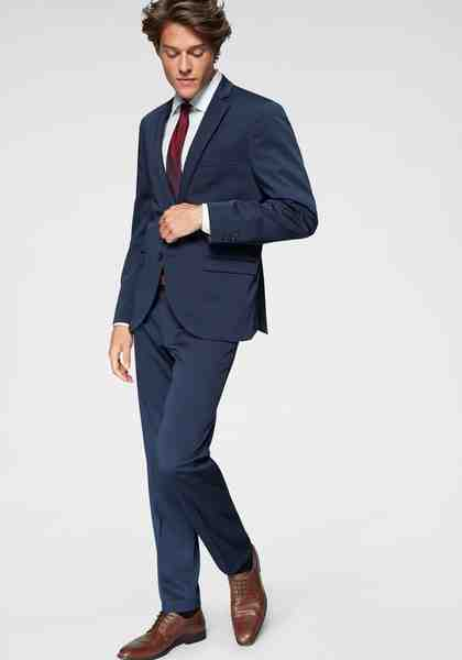 Thomas Goodwin Slim Fit Anzug Schmale Form