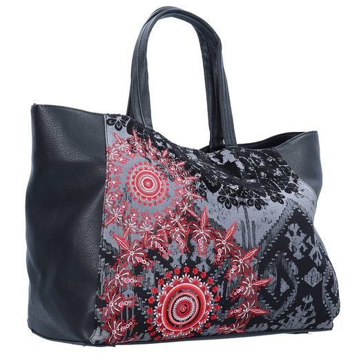 Shooper Desigual Red Cm Cuenca Tasche 37 Queen wqCx7Bq4