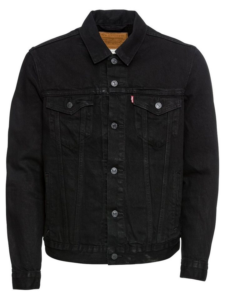 online retailer 0f60a 75719 Levi's® Jeansjacke »THE TRUCKER« Knopfleiste   OTTO