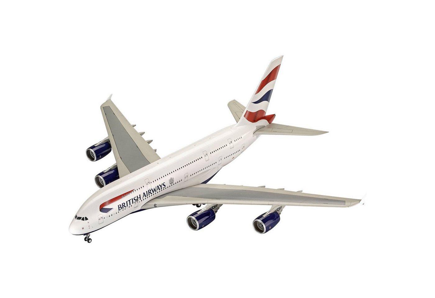 Revell® Modellbausatz A380-800 Emirates