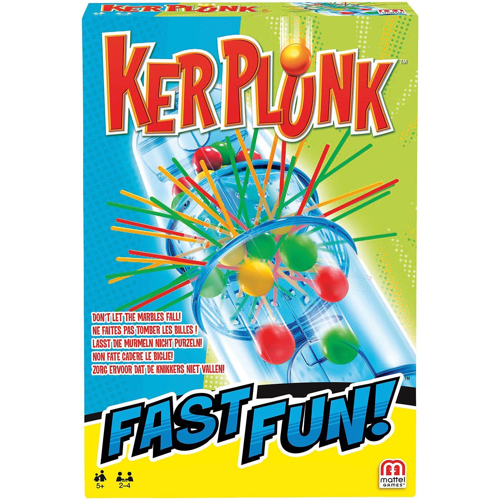 Mattel® Fast Fun Kerplunk