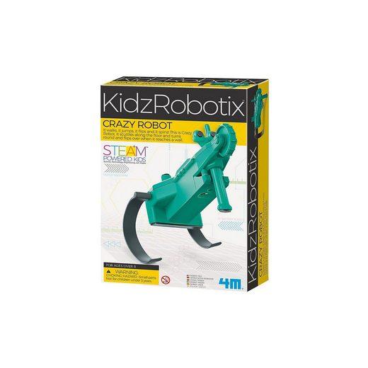 4M KidzRobotix - Verrückter Roboter