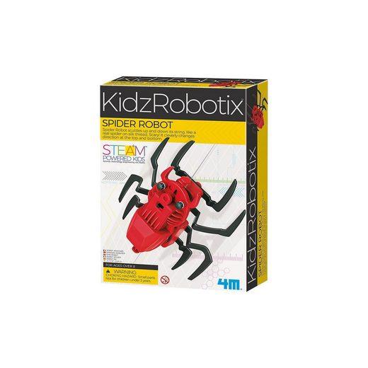4M KidzRobotix - Spinnenroboter
