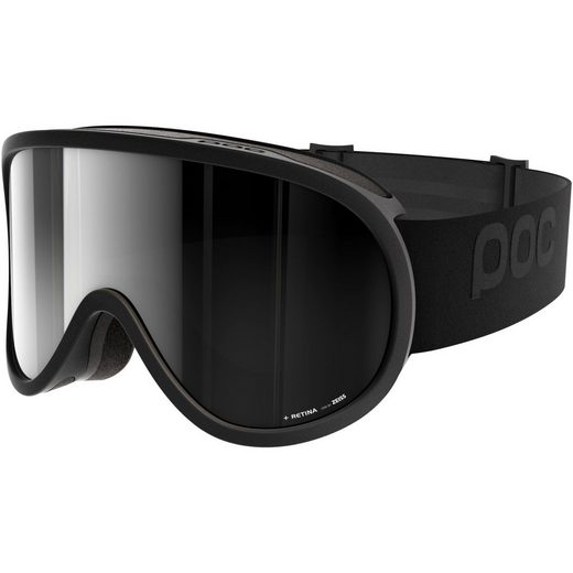 POC Skibrille »Retina All Black«