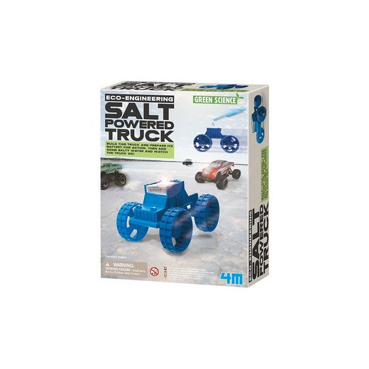 4M Eco-Engineering - Salzwasser Truck