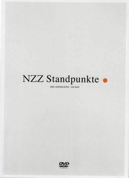 DVD »NZZ Standpunkte - Die Schweiz und ihre...«