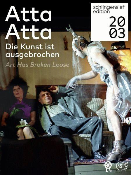 DVD »Atta Atta - Die Kunst ist ausgebrochen«