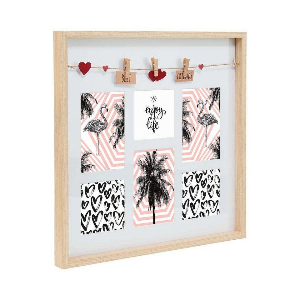 BUTLERS CLIP ART »Bilderrahmen Collage 40,8x40,8 cm« online kaufen ...