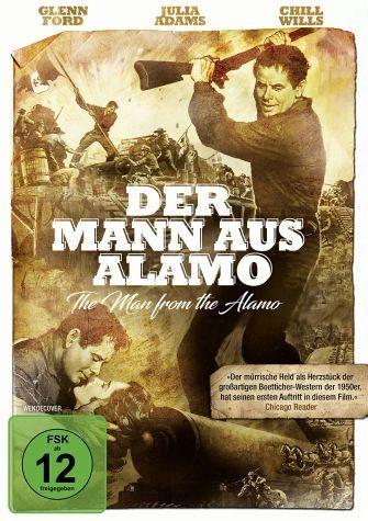 DVD »Der Mann aus Alamo«
