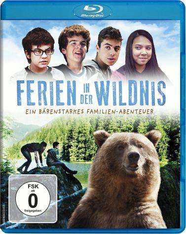Blu-ray »Ferien in der Wildnis«