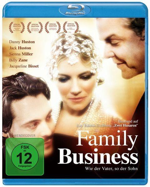 Blu-ray »Family Business - Wie der Vater, so der Sohn«