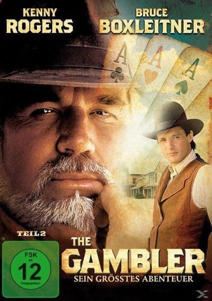 DVD »The Gambler - Sein gößtes Abenteuer«