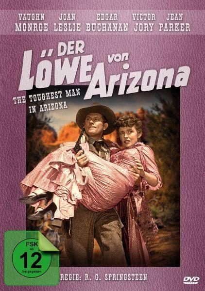 DVD »Der Löwe von Arizona«