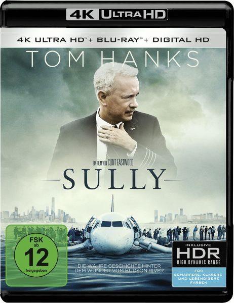 Blu-ray »Sully (4K Ultra HD + Blu-ray)«