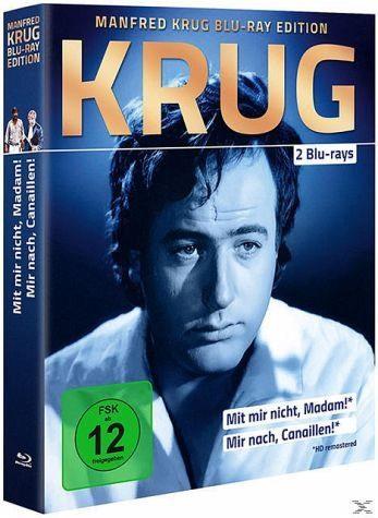 Blu-ray »Manfred Krug Edition«