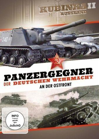 DVD »Panzergegner der deutschen Wehrmacht an der...«