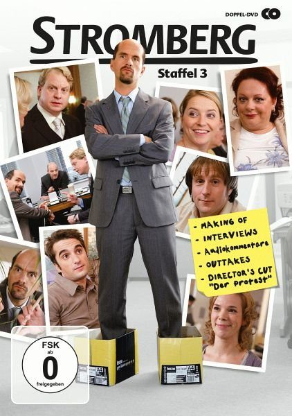 DVD »Stromberg - Staffel 3 (2 Discs)«