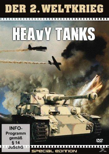 DVD »Der 2. Weltkrieg: Heavy Tanks«