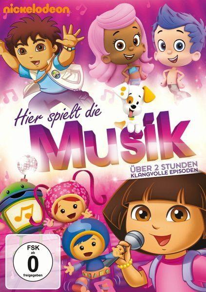 DVD »Nick Favorites - Hier spielt die Musik«