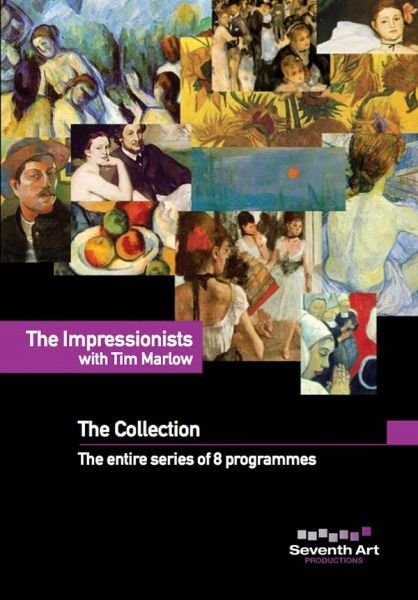 DVD »The Impressionists-The Collection«