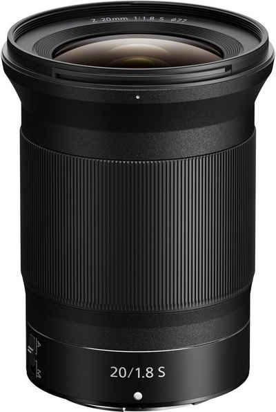 Nikon »Z 20mm f1,8 S« Objektiv