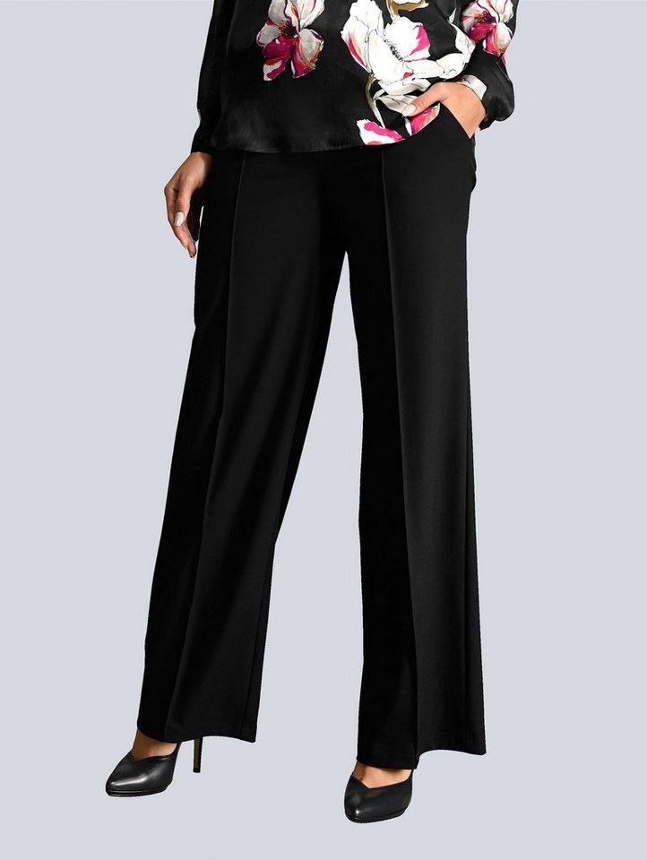 alba moda -  Hose in Marlene-Form