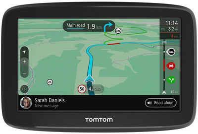 "TomTom »GO Classic 6""« PKW-Navigationsgerät (Europa (48 Länder), Karten-Updates)"