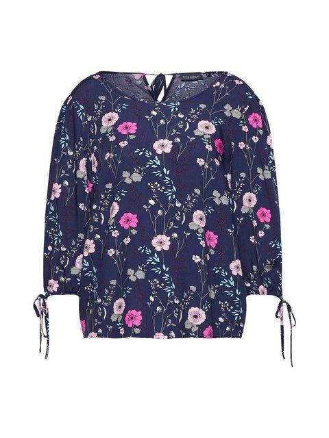 Damen BROADWAY NYC FASHION Shirtbluse Goldi blau | 04059203722161