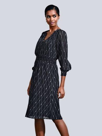 Alba Moda Kleid im exklusivem Alba Moda Print