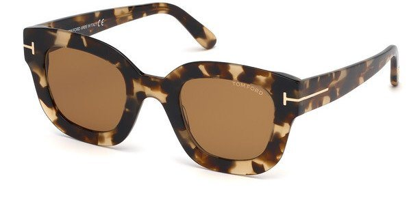 tom ford -  Damen Sonnenbrille »Pia FT0659«