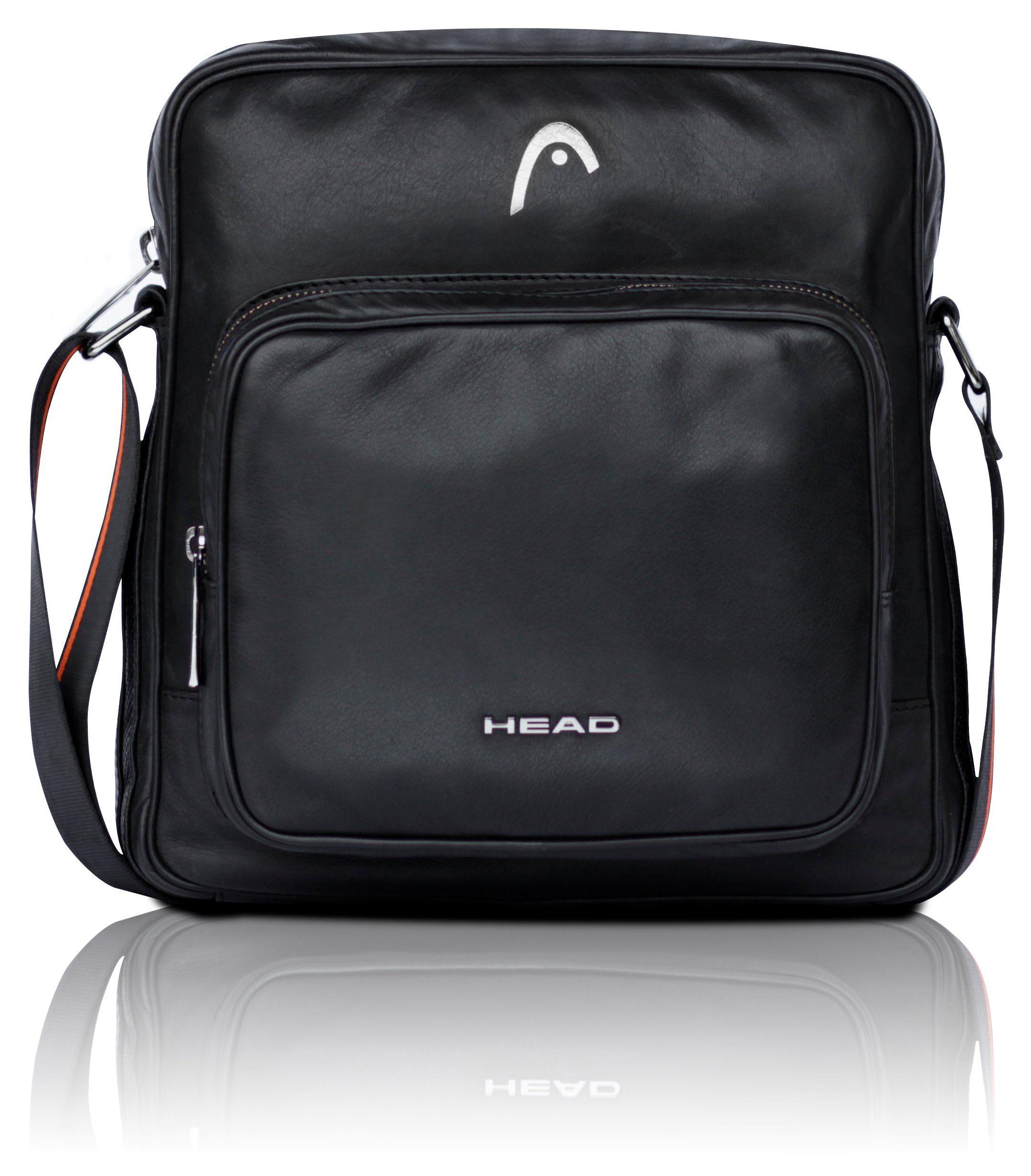 HEAD Reporter-Tasche mit praktischem Business-Frontfach