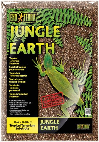 EXO TERRA Substratas terariumui »Jungle Earth Ds...
