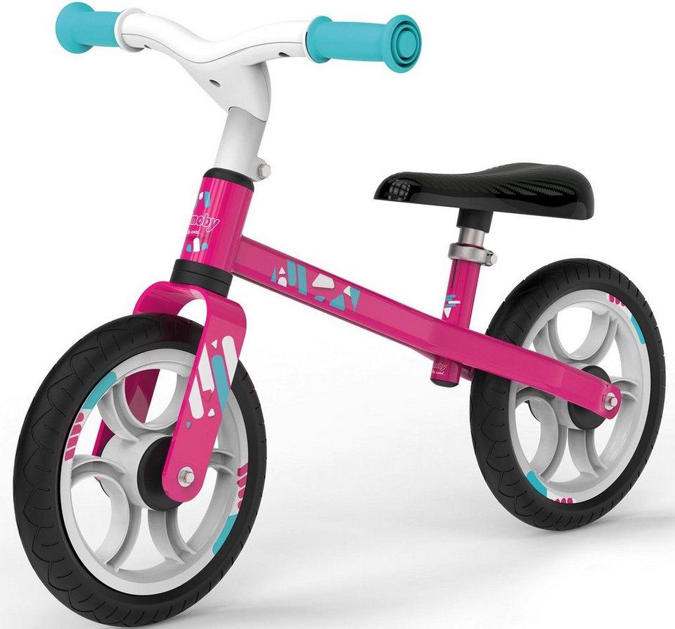 smoby laufrad first bike rosa online kaufen otto. Black Bedroom Furniture Sets. Home Design Ideas