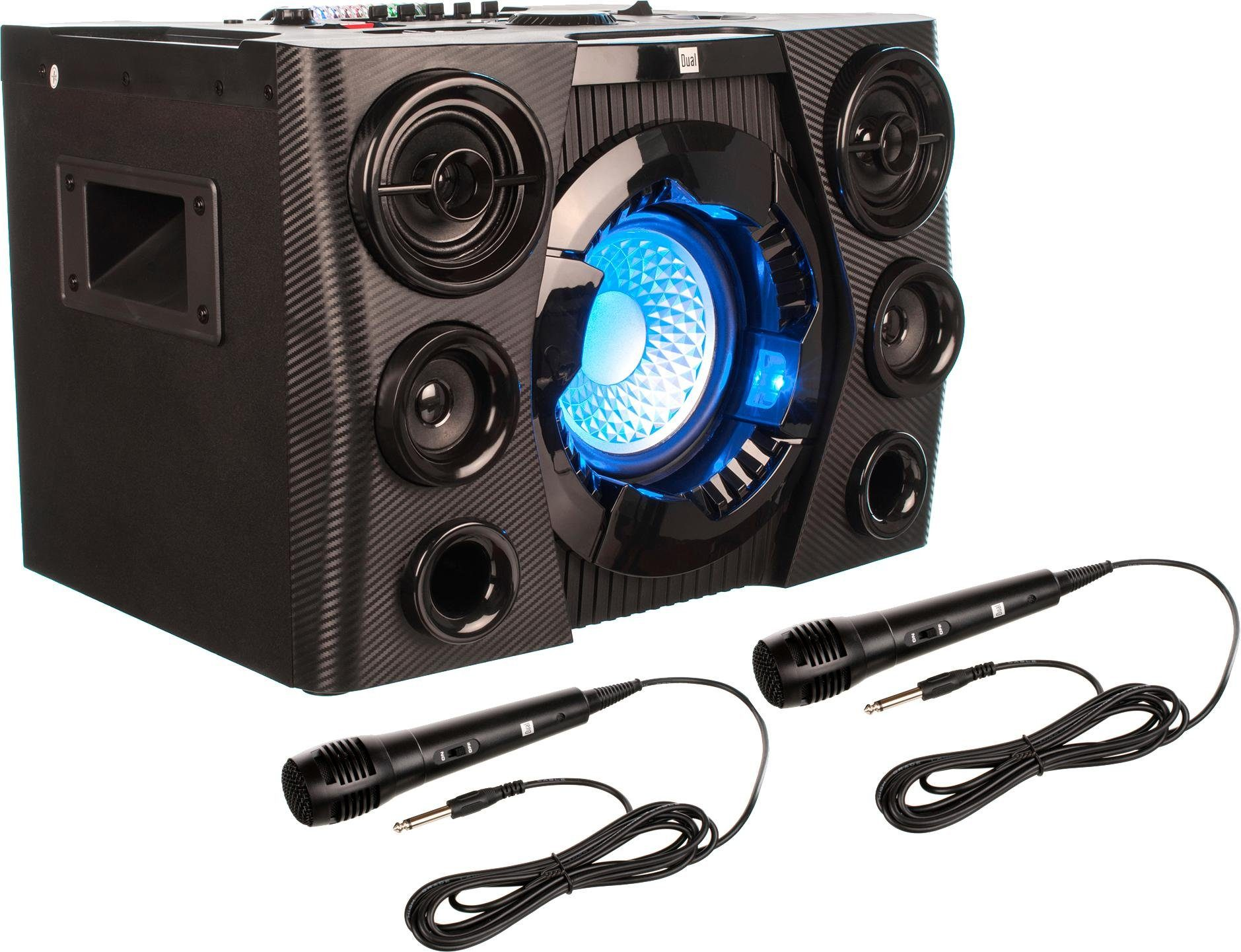 Dual »DSBX 110« Stereoanlage (Bluetooth, 80 W)