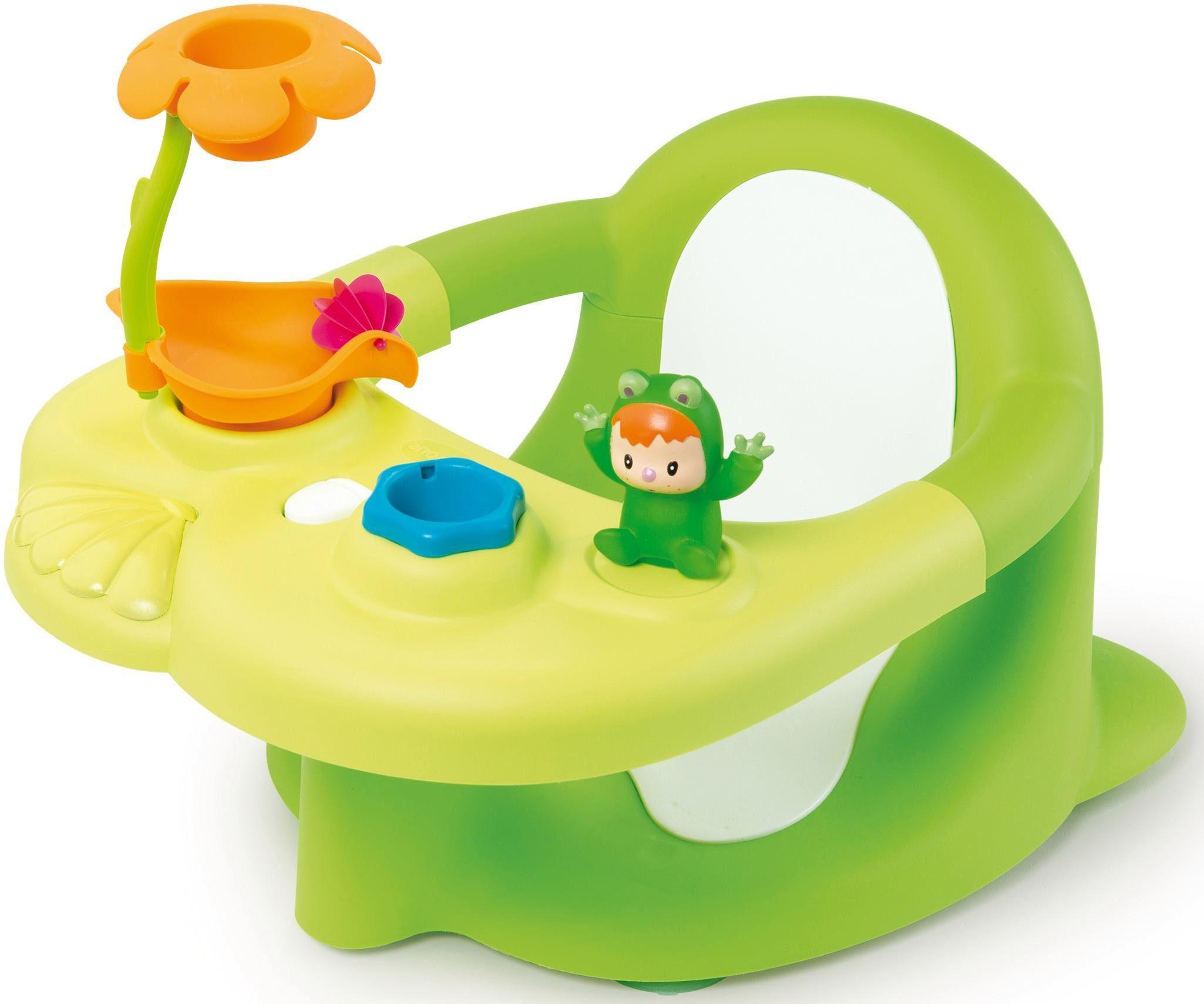 Smoby Badesitz, »Cotoons® Baby-Badesitz, grün«