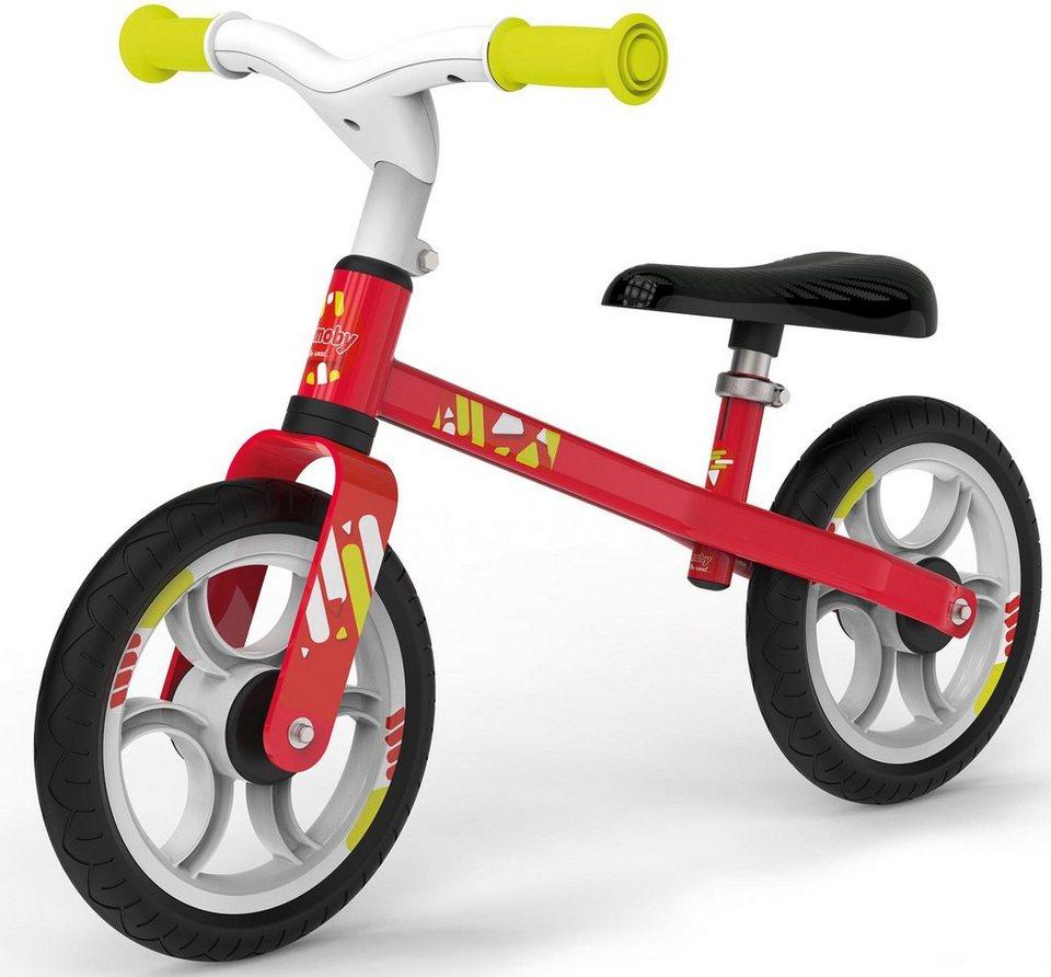 Smoby Laufrad,  First Bike, rot  online kaufen