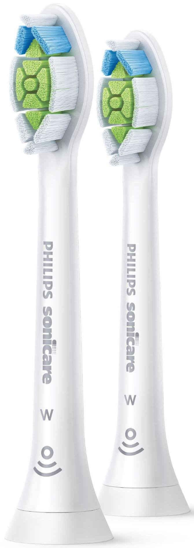 Philips Sonicare Aufsteckbürsten »Optimal White Standard«, für besonderes weiße Zähne
