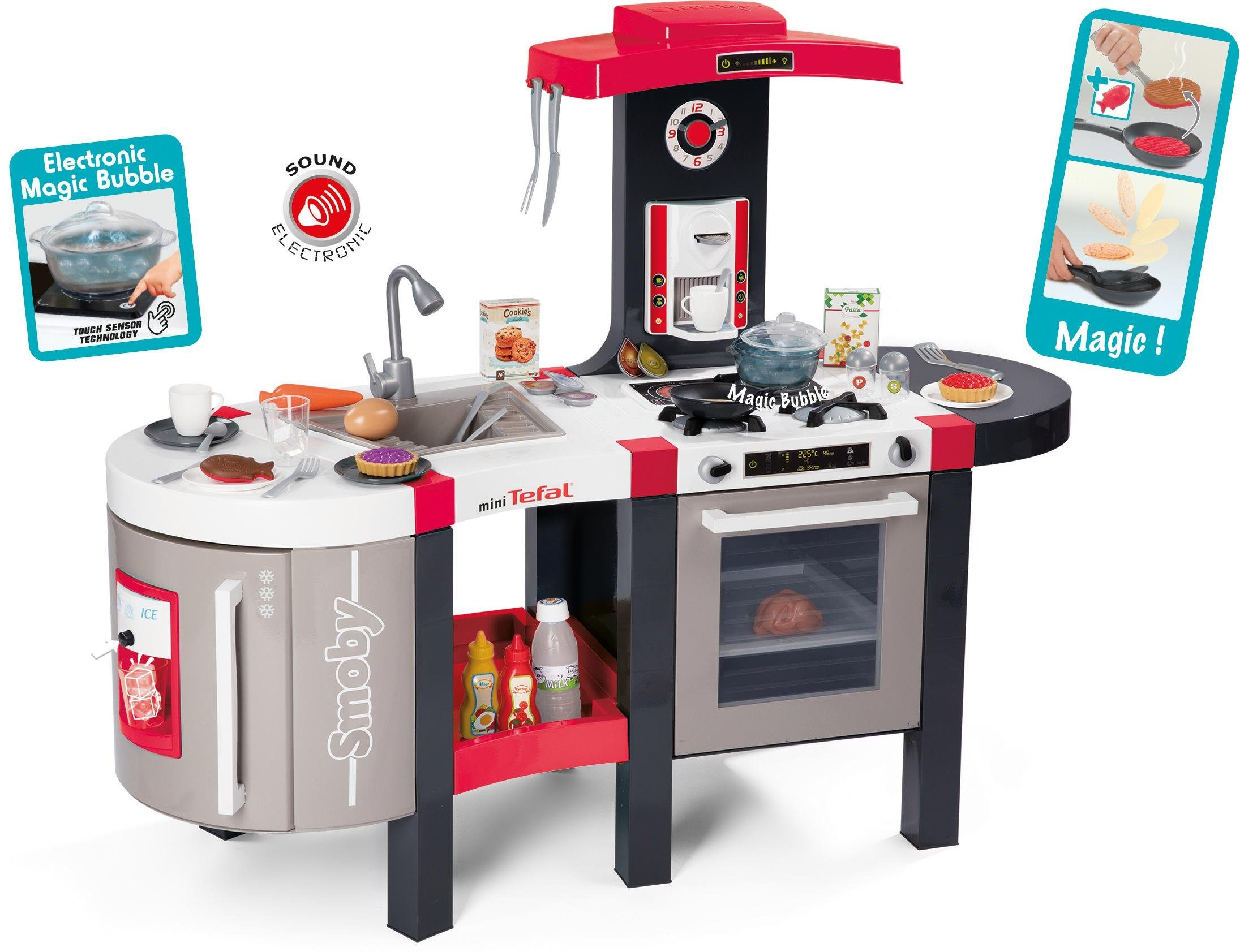 Smoby Spielküche, »Tefal FrenchTouch Bubble«