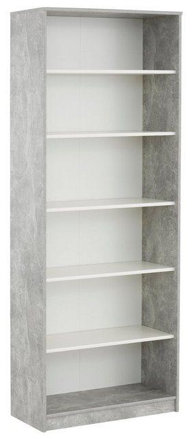 Schränke und Regale - Maja Möbel Aktenregal, Breite 72,2 cm, Höhe 189 cm mit 6 Fächern  - Onlineshop OTTO