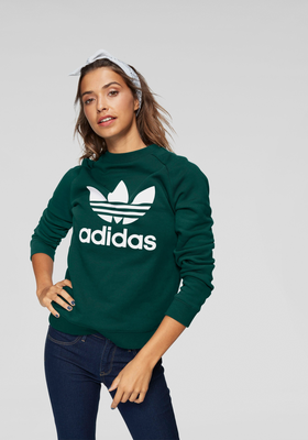 adidas Originals Sweatshirt »TRF CREW SWEAT«