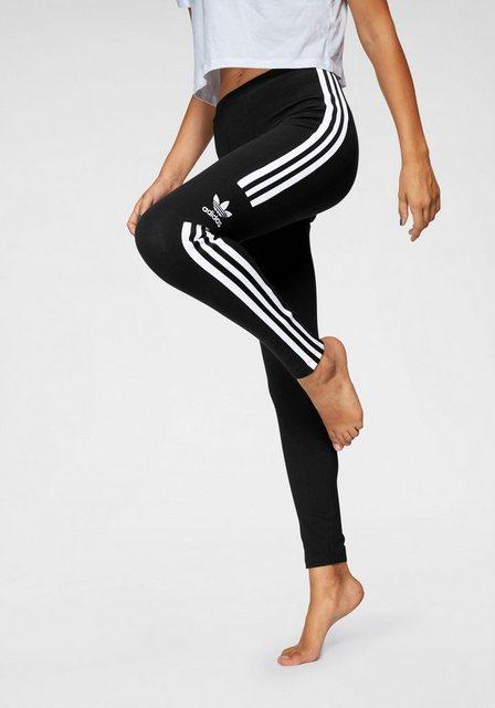 Hosen - adidas Originals Leggings »LOUNGEWEAR TREFOIL LEGGINGS« ›  - Onlineshop OTTO