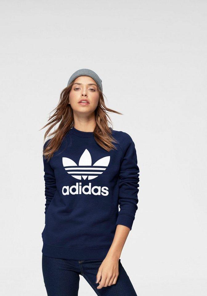 44a20f5ea248 adidas Originals Sweatshirt »TRF CREW SWEAT«   OTTO