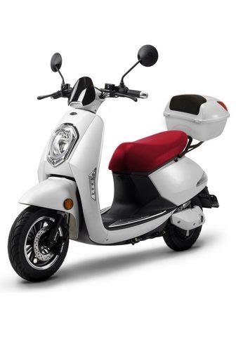 ELEKTROROLLER FUTURA Elektrinis motoroleris FUTURA E-Motorr...