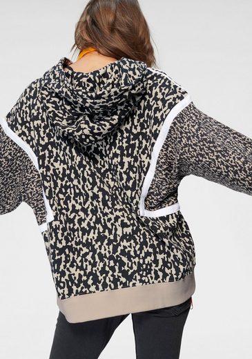 Kapuzensweatshirt Hoodie« Adidas Leo »leoflage Originals 4qScARj53L