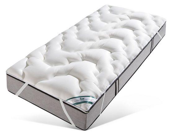 Matratzenauflage »Boxspring«, f.a.n. Frankenstolz, 6 cm hoch, Wie auf Wolken gebettet