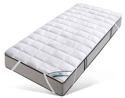 Matratzenauflage »TENCEL™« f.a.n. Schlafkomfort, Hervorragender Feuchtigkeitstransport