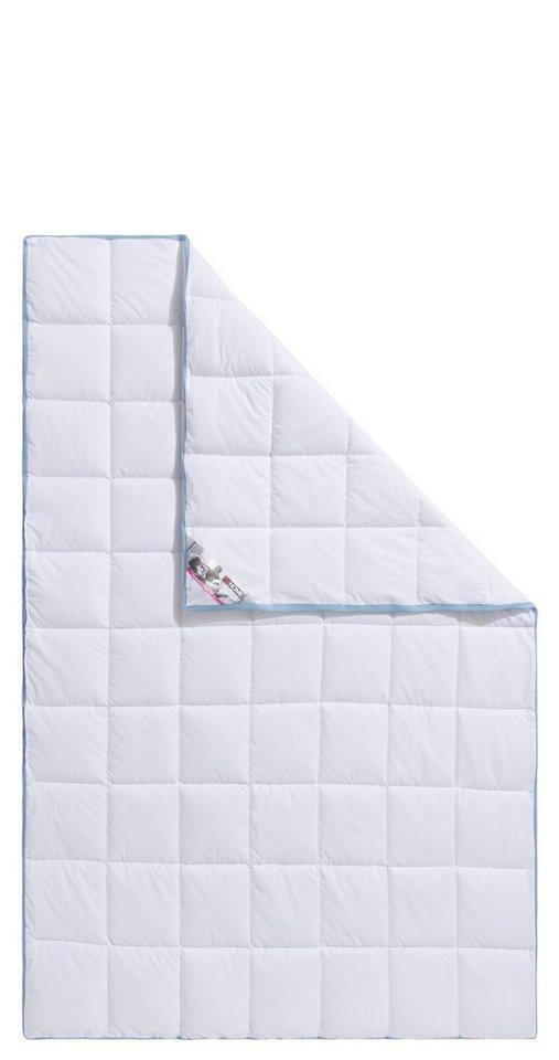 Kunstfaserbettdecke Sophie My Home Warm Fullung 100 Polyester Bezug 100 Baumwolle 1 Tlg Warmende Ganzjahresbettdecke Mit